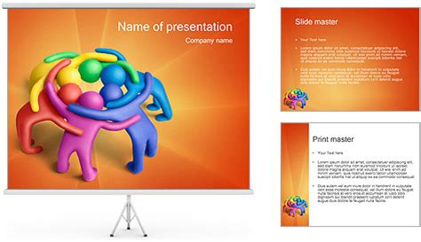 Free power point business plan template